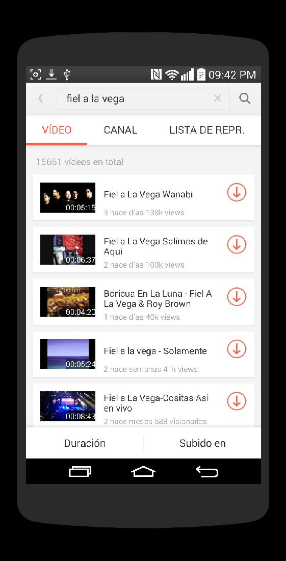 Tube Video Downloader Gold for Android - APK Download