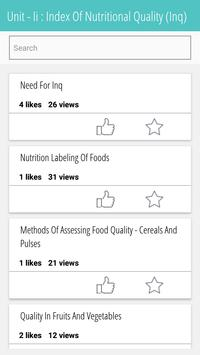 FOOD STANDARD AND QUALITY CONTROL screenshot 2