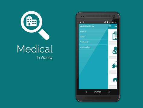 Medical In  Vicinity screenshot 1