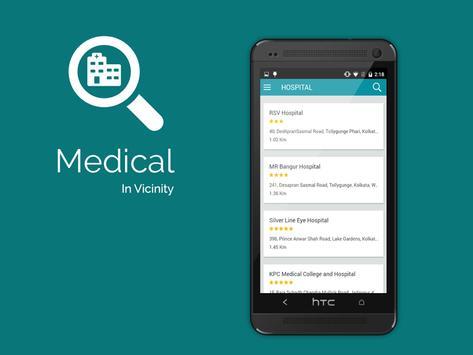 Medical In  Vicinity screenshot 2