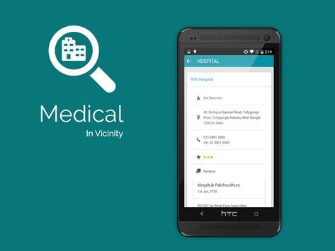 Medical In  Vicinity screenshot 3