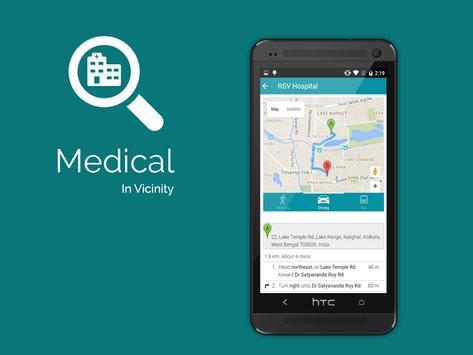 Medical In  Vicinity screenshot 4