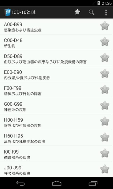 ICD-10とは(Free) APK Download ...