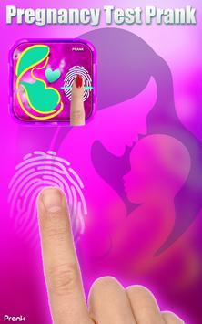 Pregnancy Test Prank apk screenshot