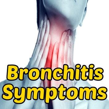 Bronchitis Symptoms poster