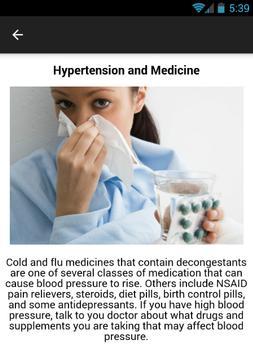 High Blood Pressure Symptoms screenshot 3