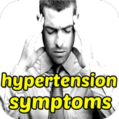 Hypertension Symptoms icon