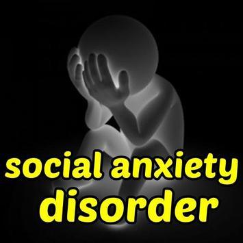Social Anxiety Disorder poster