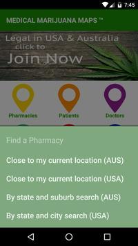 Medical Marijuana Maps™ apk screenshot