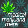 Medical Marijuana Maps icon