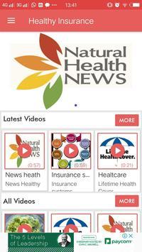 Medicine Healthy Insurance apk screenshot