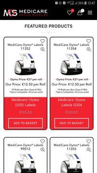 MediCare Office Supplies apk screenshot