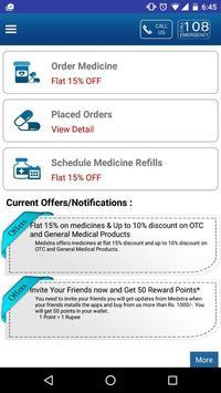 Medxtra- Deliver Medicines poster