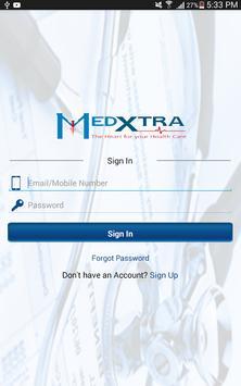 Medxtra- Deliver Medicines apk screenshot