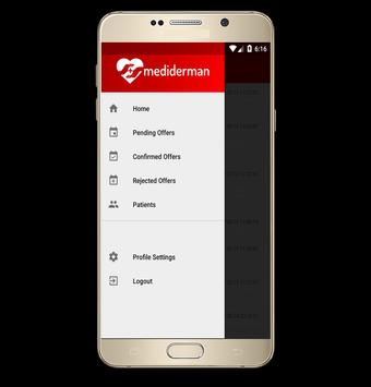 Mediderman apk screenshot