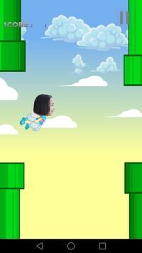 Flappy Nehir apk screenshot