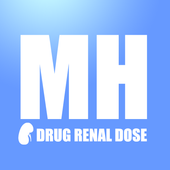 Drug Renal Dose MH icon
