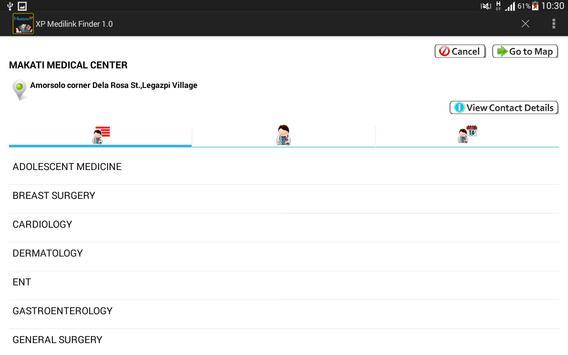 MediLink XP Finder screenshot 7