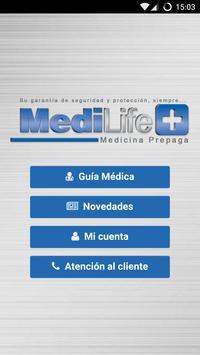 MediLife poster