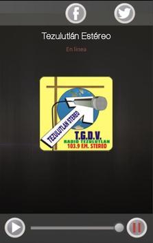 Radio Tezulutlan Estereo poster