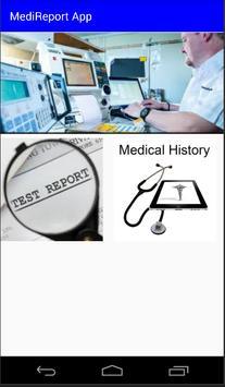 Medi Reports poster