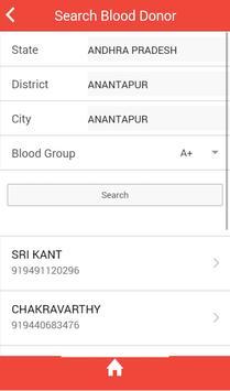 Blood Help screenshot 1