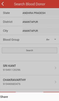 Blood Help screenshot 2