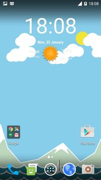 Animated wallpapers apk screenshot