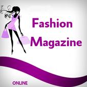 fashion magazine icon