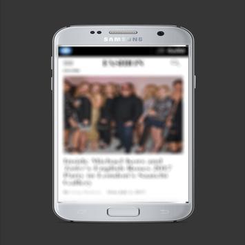 fashion magazine screenshot 1