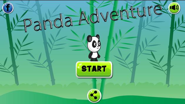 Panda Adventure poster