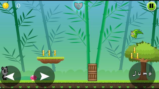 Panda Adventure apk screenshot