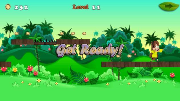 Grravity adventure Faals apk screenshot