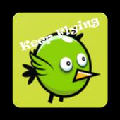 Keep Flying - Flying Bird icon