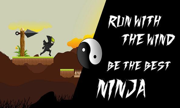 Arashi Ninja 2 apk screenshot