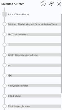 Taber's Med Dictionary 23rd Videos, Images, Audio apk screenshot