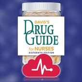 Davis's Drug Guide for Nurses - 5,000 Drugs+Herbal icon