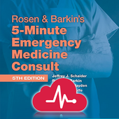 5 Minute Emergency Medicine Consult - Pocket Guide icon