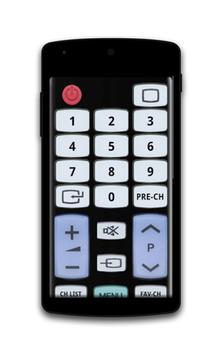 تحكم في أي تلفاز منتلفون Prank apk screenshot