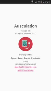 Auscultation ( Heart & Lung Sounds) screenshot 6