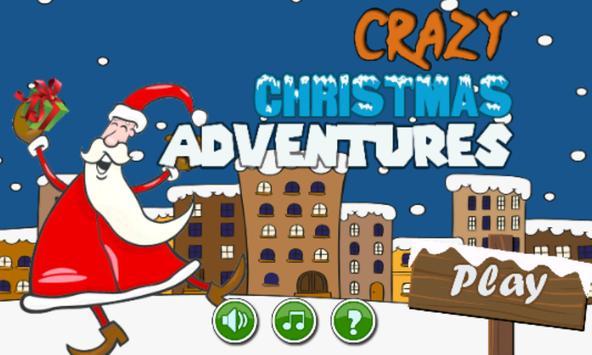 Crazy Christmas Adventures poster