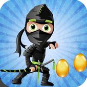 Hopping Ninja icon