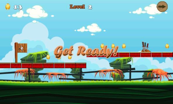 Hopping Ninja apk screenshot