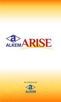 AlkemARISE poster