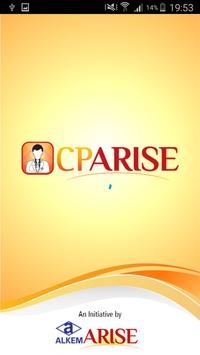 CP ARISE poster