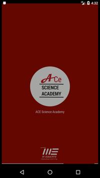 ACE Science Academy poster