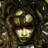 medusa wallpaper icon