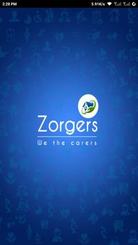 Zorgers for Staff poster