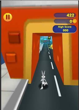 looney toons: subway tunes bugs screenshot 2