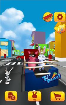 looney toons: subway tunes bugs screenshot 5